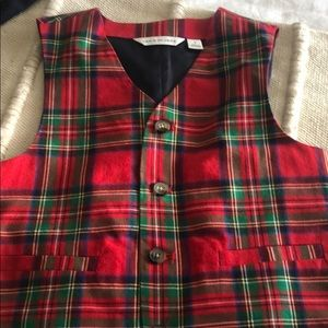Kids Holiday Vest